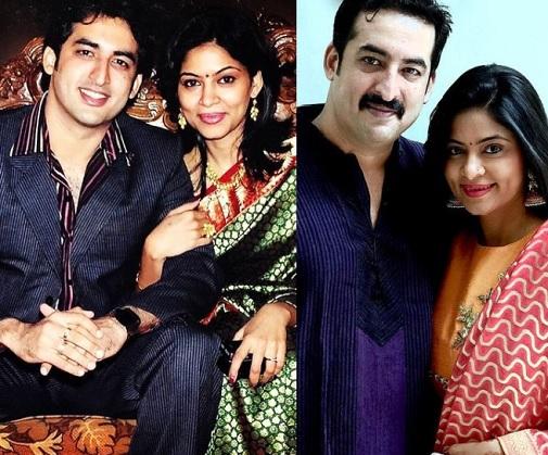 sandeep bhansali with shweta