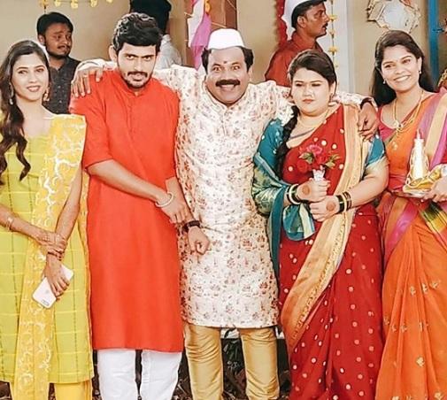 sandesh upsham actor