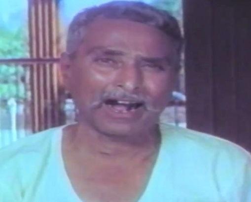 actor chandrakant gokhale