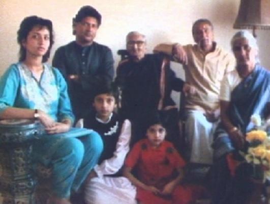 chandrakant gokhale family