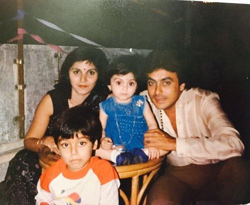 sanjay jog family