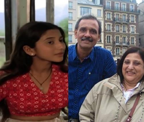 nivedita joshi and sister