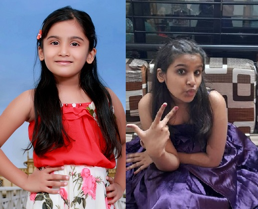 marathi child actress