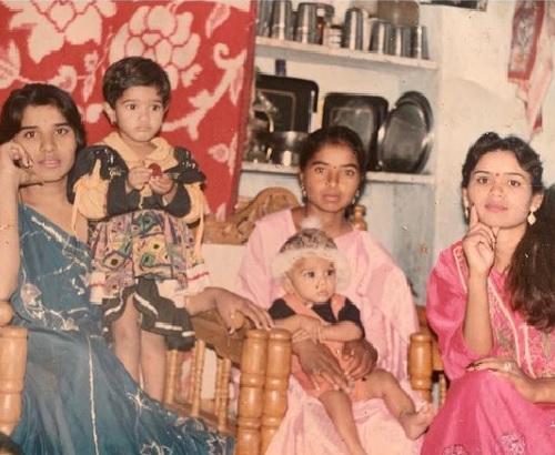 neha khan family