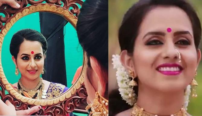 actress pranali dhumal