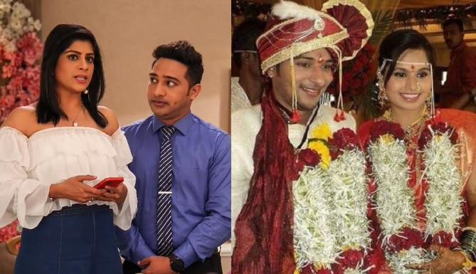 nikhil raut wedding news