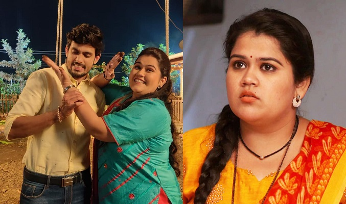 akshaya naik marathi actress