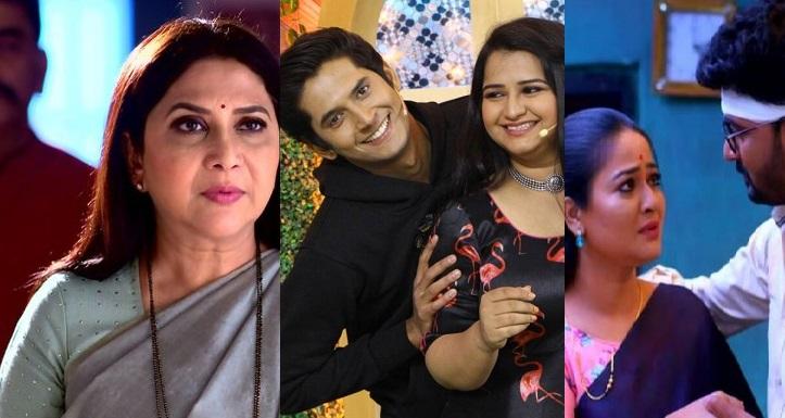 marathi serial top actress