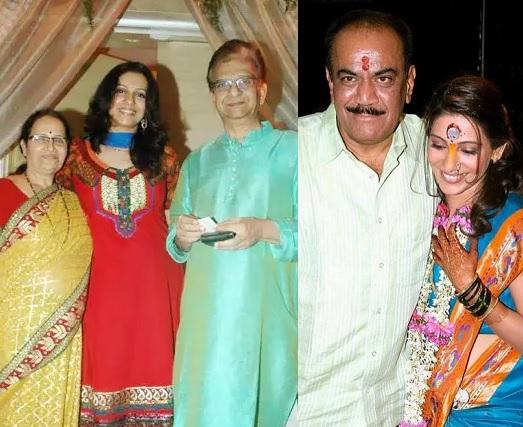 actor pradeep velankar family