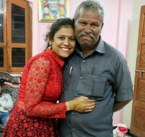 actress ashwini mahangade father pradeepkumar