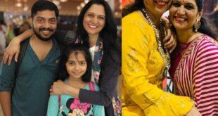 samidha guru family photo