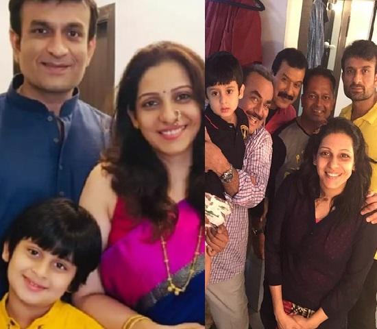 actress madhura velankar family