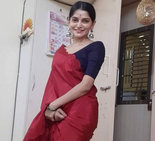 chandra aahe sakshila serial actress