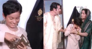 shekhar phadke marathi actor in aai pahije movie