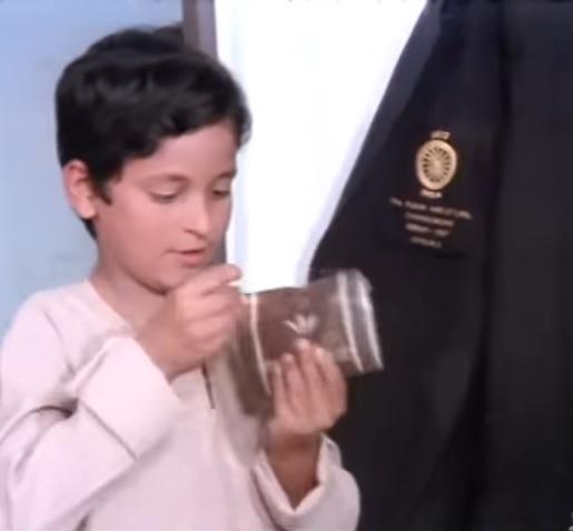 marathi child actor