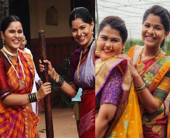 marathi actress gauri kiran