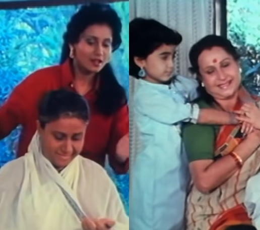 priya berde mother