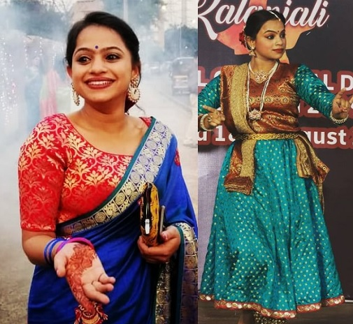 actress tejashri mulye