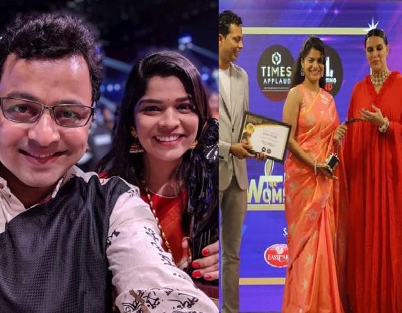 award winning actress gauri kiran