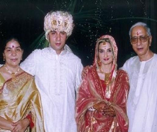 rajeshwari sachdev wedding