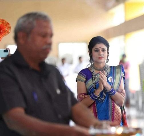 actress ashwini mahangade