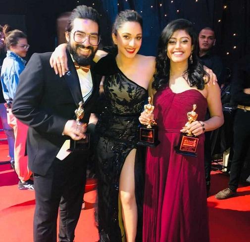 sachet and parampara award