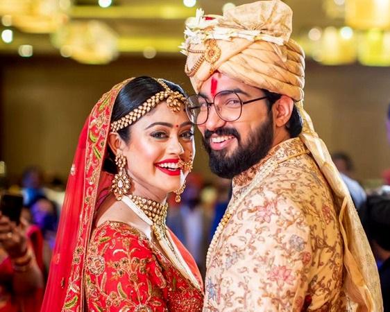 sachet parampara wedding