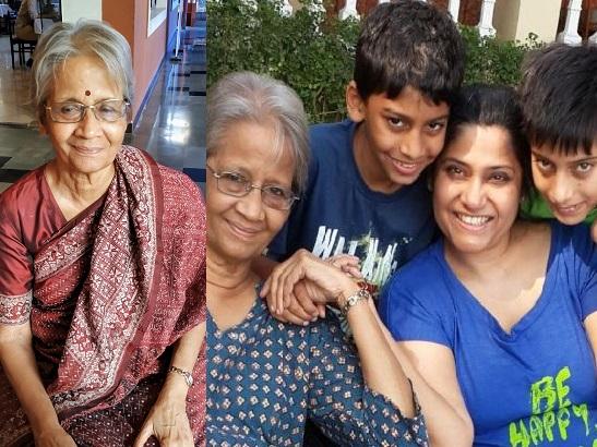 renuka shahane family
