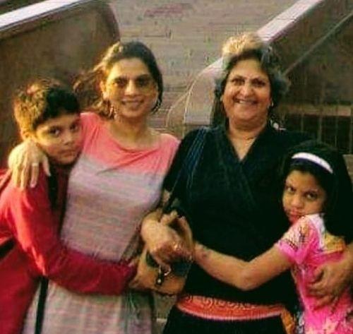sulekha talwalkar family