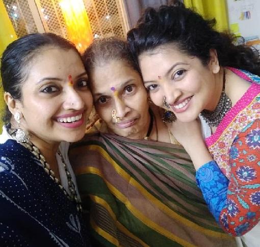pallavi and shalmali tolye