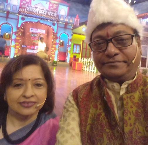 vijay kadam wife