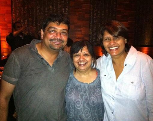 pallavi joshi sister and brother