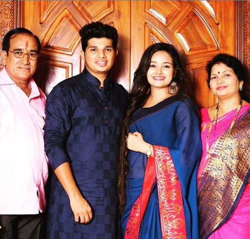 actress siddhi patne