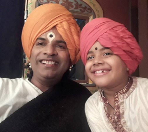 ved ambre with bharat jadhav