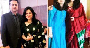kavita lad medhekar family photo