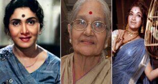 old famous marathi actress