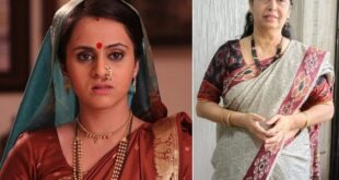 actress sai ranade with motherinlaw