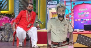 actor krushna ghonge photos