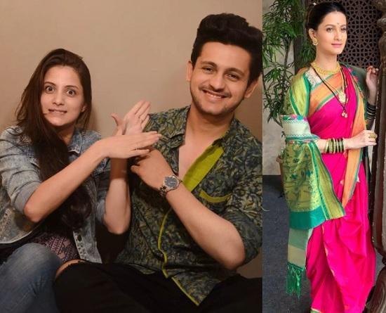 adish vaidya with girlfriend